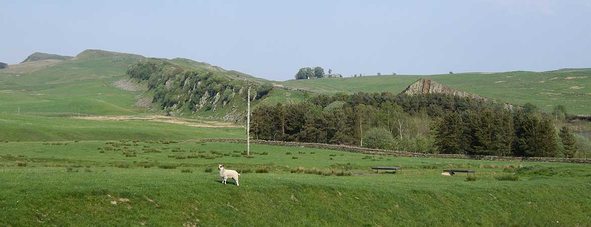 walks near Haltwhistle